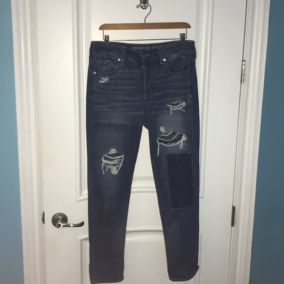 6662ca1805a American Eagle Outfitters Jeans | American Eagle Tomgirl Ripped And ...